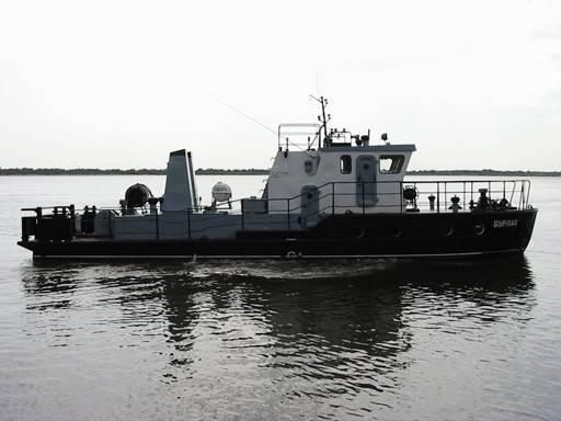 一艘拖曳项目 21700ИАЕУ