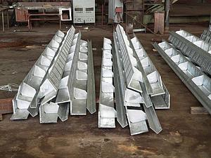 """金属表面涂层的方法""""热""""和""""冷""""镀锌、以及各种电镀"""