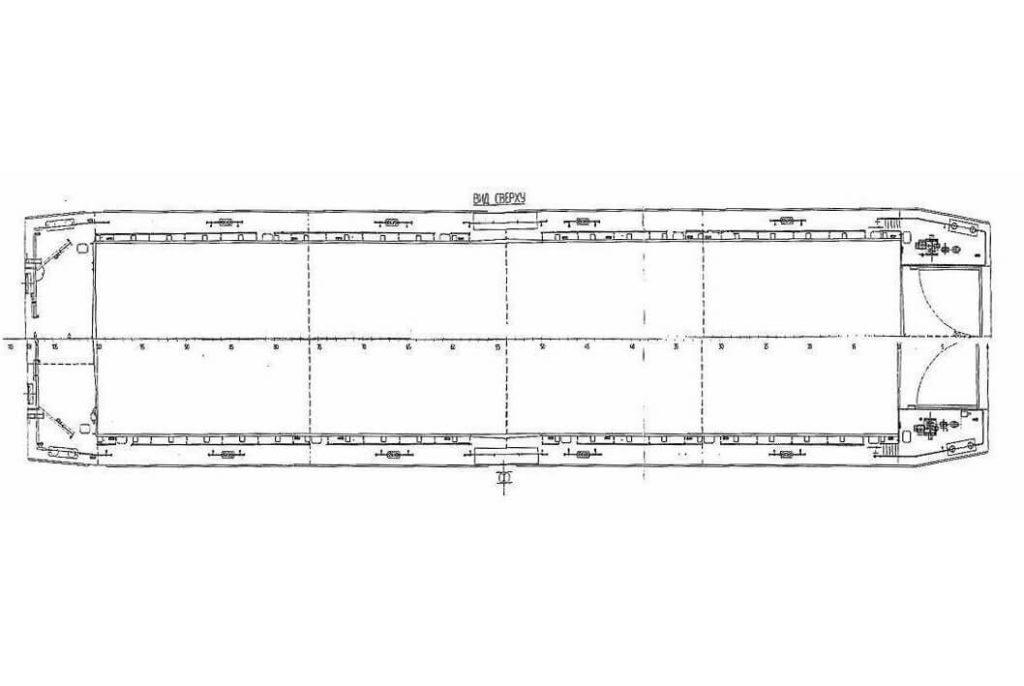 驳船平台项目 2927/81218