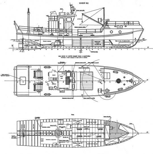 捕捞船快速启动方案 10
