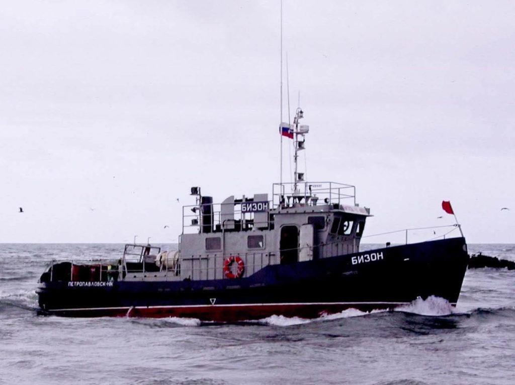 辅助船。 草案 21750