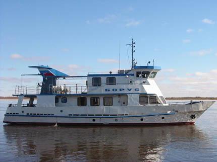 斯卢比诺駐澳塞特船 13385Б草案