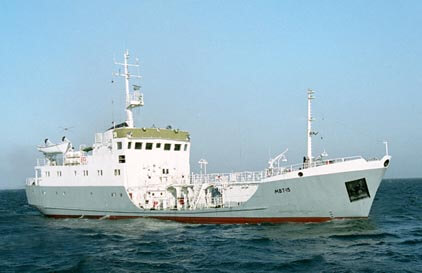 海洋运输项目 18444 装满水